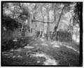 CEMENT MILL, RIVER SIDE LOOKING EAST - Shepherdstown Cement Mill, River Road, Shepherdstown, Jefferson County, WV HAER WVA,19-SHEP.V,4-13.tif