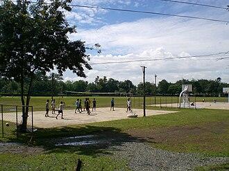 Central Mindanao University - CMU Athletics Grounds