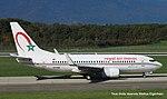 CN-RNM Boeing B737-7B6 W B737 - RAM (15412900589).jpg