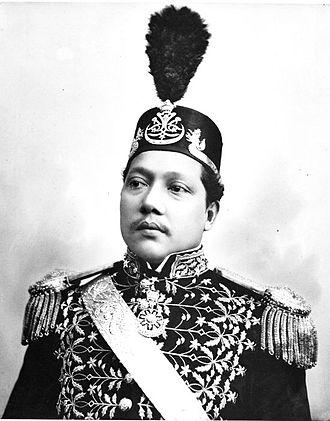 Sultanate of Siak Sri Indrapura - Sultan Hashim Abdul Jalil Muzaffar Shah