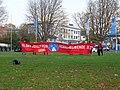 COP23 Fahrraddemo - Banner at Potsdamer Platz.jpg