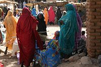 COSV - Darfur 2008 - Market