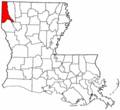 Caddo Parish Louisiana.png