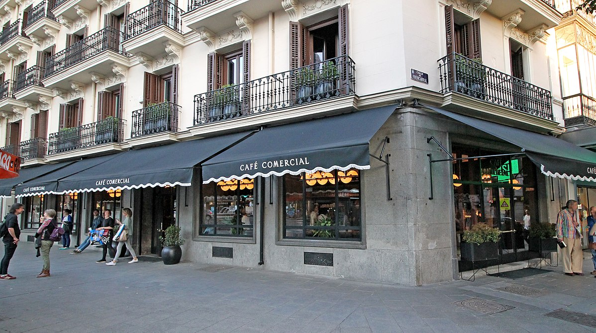 Barcelona Central Cafe