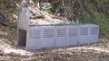 Cage trap designed to capture Varanus komodoensis - journal.pone.0058800.g002A.png