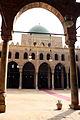 Cairo, cittadella, moschea di an-nasr mohammed, 1318-1335, cortile 00.JPG