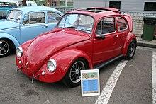 VW Cäfer im Cal-Look