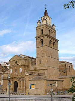 Image illustrative de l'article Cathédrale de Calahorra