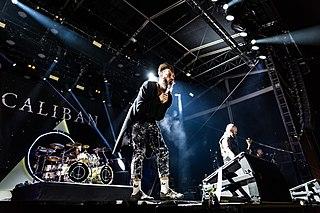 Caliban (band) German metalcore band