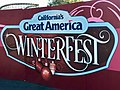 California's Great Adventure WinterFest signage (4075).jpg