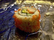 California roll with tobiko.jpg