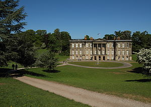 Sir Henry Harpur, 5th Baronet - Calke Abbey in Derbyshire, the home of Sir Henry Harpur, 5th Baronet