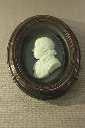 Benjamin Bell - Cameo of Dr Benjamin Bell, 1792, Scottish National Portrait Gallery