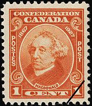 Canada 1 cent 1927