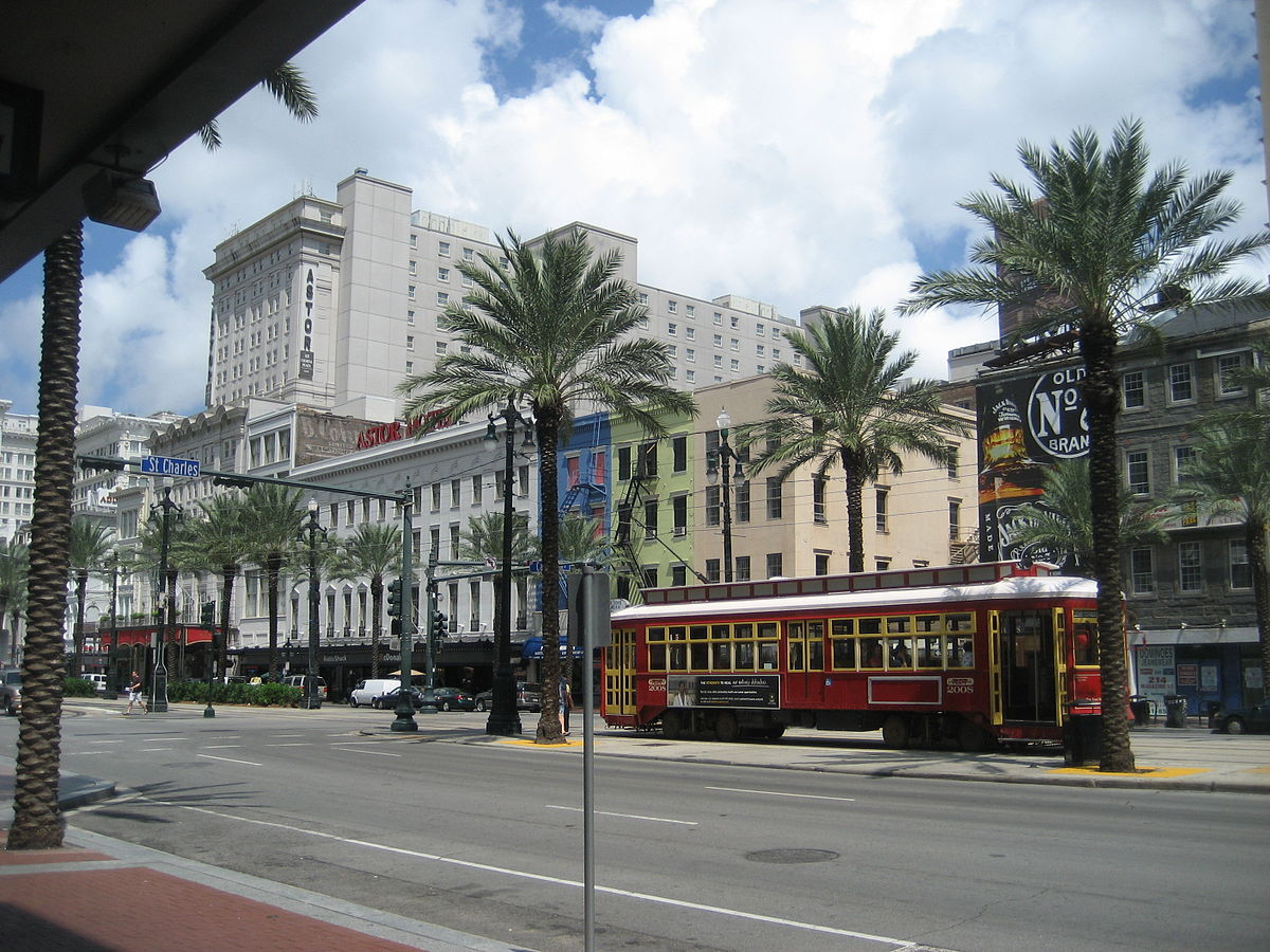 New Orleans Hotels >> New Orleans/Central Business District – Travel guide at ...