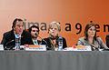 Canciller Eda Rivas preside diálogo de altas autoridades (14142873451).jpg