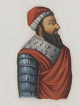 Cangrande II della Scala - Image: Cangrandesecondo