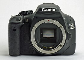 Image illustrative de l'article Canon EOS 550D