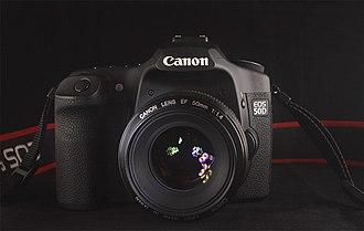 Canon EOS 50D - Image: Canon EOS 50D 20101017