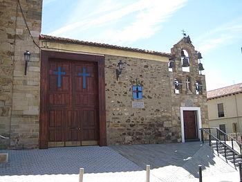 Capilla de la Vera Cruz in Astorga
