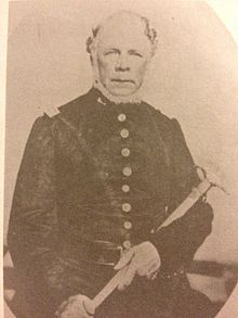Capt. Finlay F. Ferguson, 1861. Was Mayor of Norfolk at the beginning of the war.