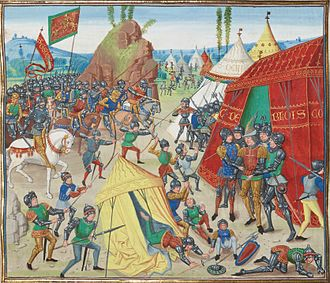 War of the Breton Succession - Capture of Charles of Blois