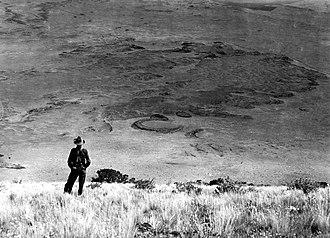 Capulin Volcano National Monument - Image: Capulin 1909 lwt 01406