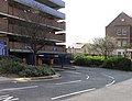 Car Park Clements Road, Ilford IG1 - geograph.org.uk - 394538.jpg
