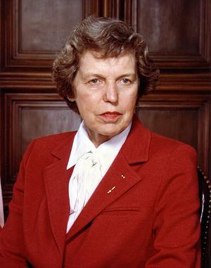 Ann Z. Caracristi - Image: Caracristi Portrait