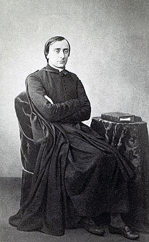 Lucien Bonaparte (cardinal) - Cardinal Bonaparte in 1860