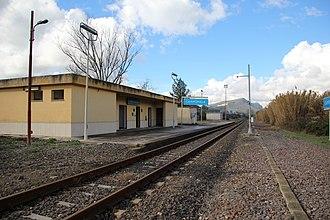 Cargeghe - Image: Cargeghe Stazione di Campomela (05)