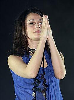 Carmen Consoli in concerto nel 2008