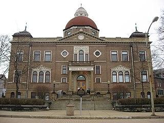 Carnegie Public Library (East Liverpool, Ohio) public library in East Liverpool, Ohio