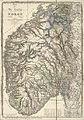 Carpelans kart over det sydlige Norge, 1826 (12081904045).jpg