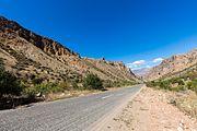 Carretera al monasterio Noravank, Armenia, 2016-10-01, DD 54.jpg