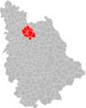 Carte de la Communauté de communes du Lencloîtrais.png