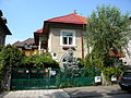 Casa pe Str. Carol Davila nr. 8 (Casa Ion Barbu) Bucuresti sect. 5.JPG