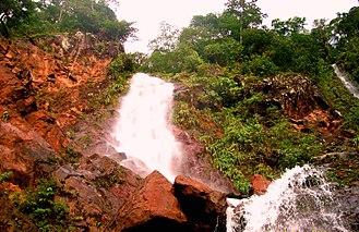 Chorro El Indio National Park - Chorro El Indio Waterfall