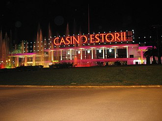 Casino - The Casino Estoril, in Portuguese Riviera, is Europe's largest casino by capacity.