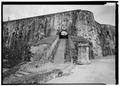 Castillo de San Felipe del Morro, Northwest end of San Juan, San Juan, San Juan Municipio, PR HABS PR,7-SAJU,6-95.tif