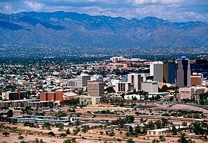 Skyline von Tucson