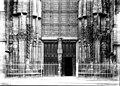 Cathédrale Sainte-Marie - Portail - Auch - Médiathèque de l'architecture et du patrimoine - APMH00033954.jpg