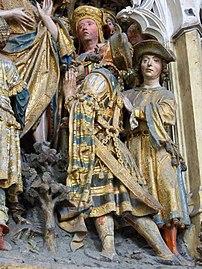 Cathedrale d'Amiens - Vie de Saint Jean-Baptiste - detail.jpg