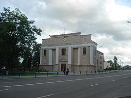 Catholic church of Saint Joseph in Vorša-1.JPG