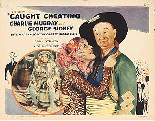 <i>Caught Cheating</i> 1931 American comedy film directed by Frank R. Strayer