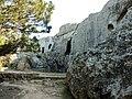 Caves of Cala Morell, Menorca - panoramio.jpg