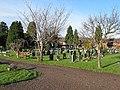 Cemetery, New Street, Ledbury - geograph.org.uk - 655756.jpg