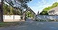 Cemetery Inzersdorf, Vienna, Austria-entrance PNr°0824.jpg