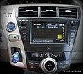 Center Console - 2012 Toyota Prius V (8227768589).jpg