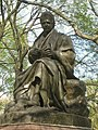Central Park NYC - Walter Scott sculpture - IMG 5651.JPG